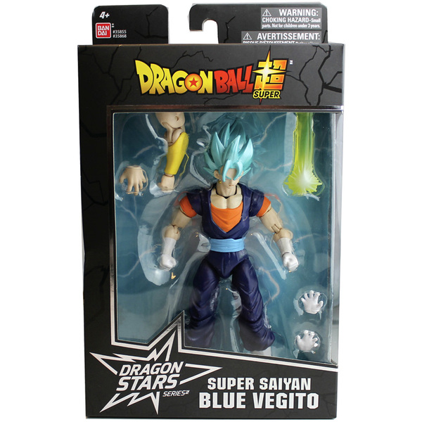 Figurine Dragon Ball Super Saiyan Blue Vegito
