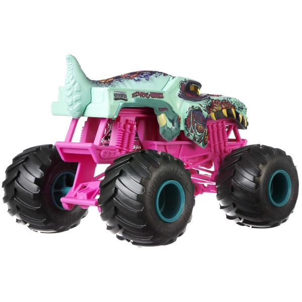 Hot 124 Wheels Ème Wrex Monster Trucks Zombie hdxBtrCosQ