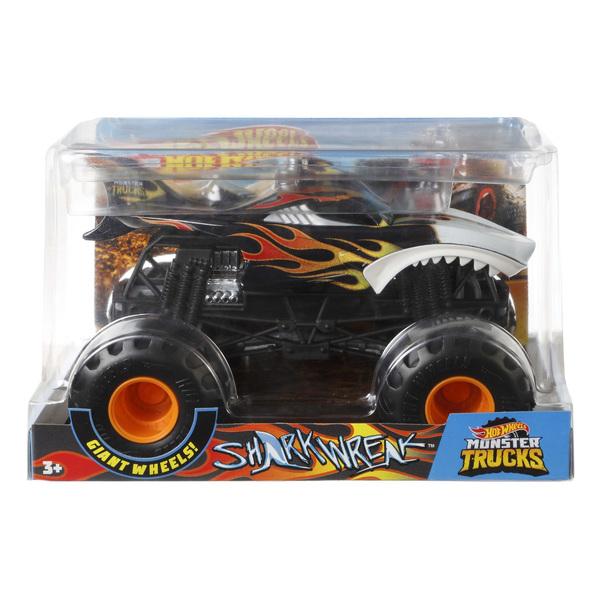 Hot Wheels-Monster Trucks Shark Wreak 1/24 ème
