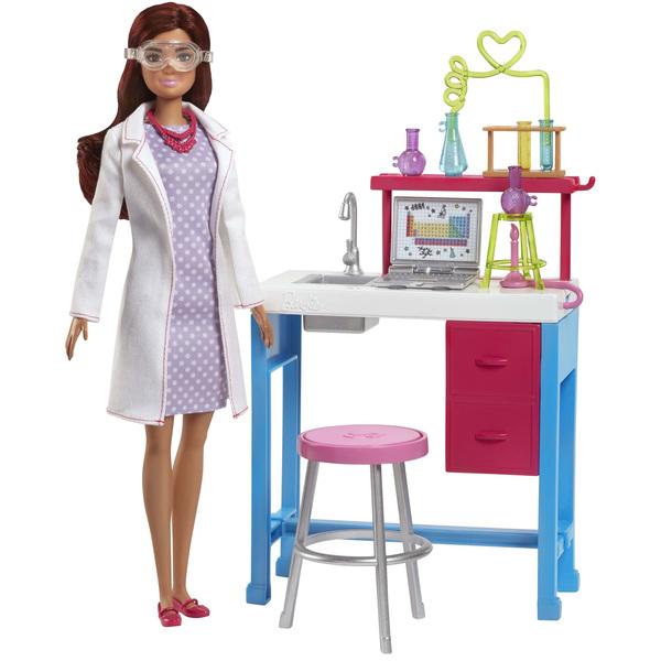 Barbie laboratoire