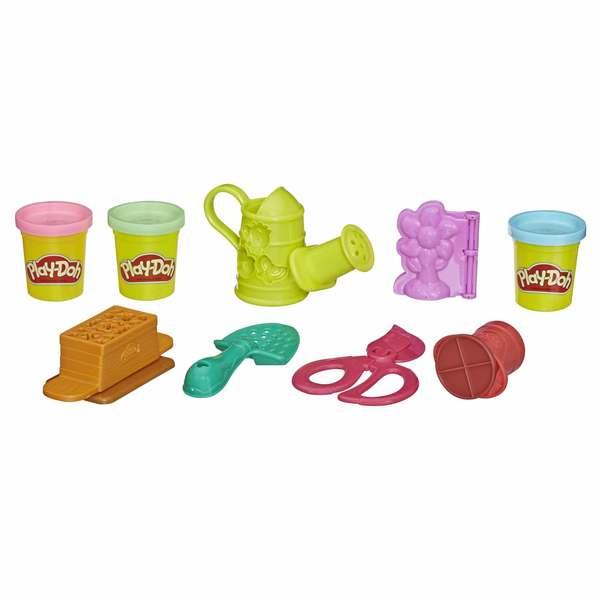 Play-Doh-Coffret jardin