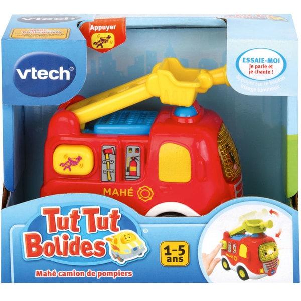 Véhicule Mahé le camion de pompiers - Tut Tut Bolides