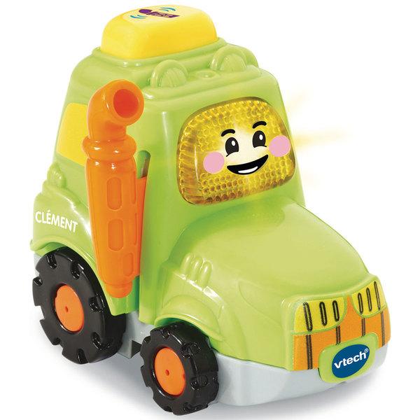 Véhicule Clément le tracteur des champs - Tut Tut Bolides