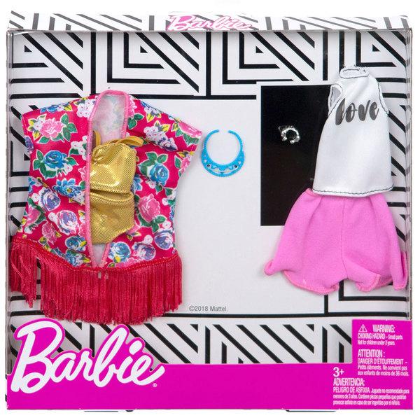 Barbie-Coffret de 2 tenues N°13