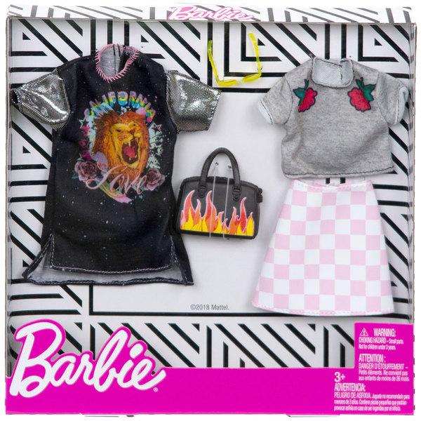 Barbie-Coffret de 2 tenues N°14