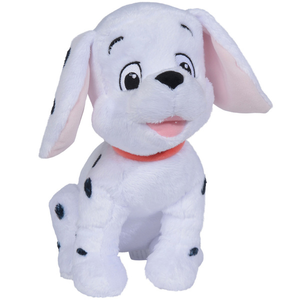 Disney-Peluche Les 101 Dalmatiens 25 cm