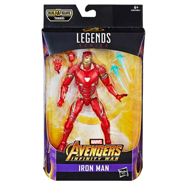 Figurine Iron Man 15 cm Legends Series Marvel