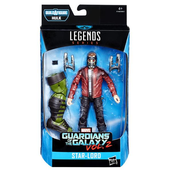 Figurine Star Lord 15 cm Legends Series Marvel