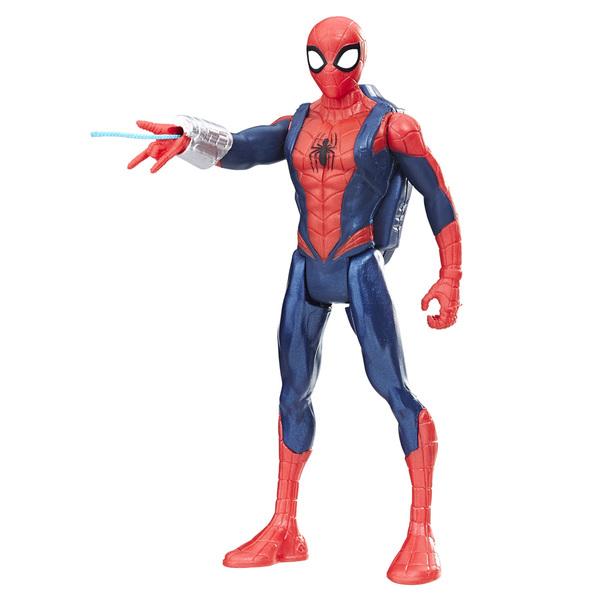 Spiderman-Figurine à fonction Spider-Man 15 cm