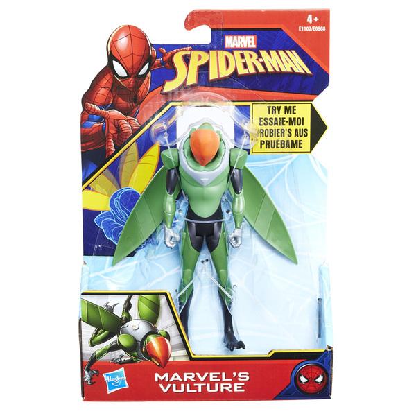 Spiderman-Figurine à fonction Spiderman Marvel