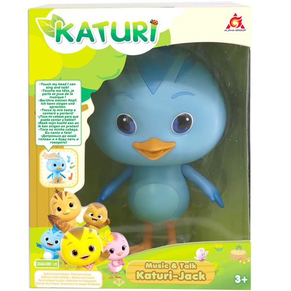 Katuri - Figurine à fonction Jack