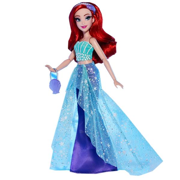Poupée Style Series - Ariel La Petite Sirène en robe de soirée - Disney Princesses