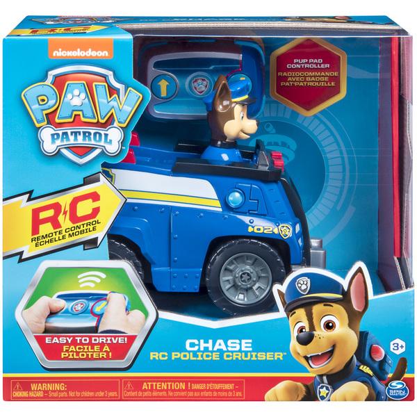 Chase Chase Pat'patrouille Pat'patrouille Pat'patrouille Véhicule Radiocommandé Radiocommandé Véhicule E29YWHID