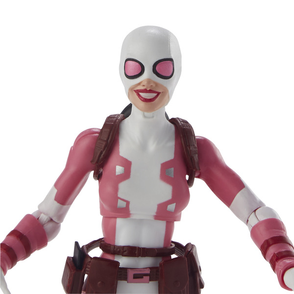 Spiderman - Figurine Gwenpool 15 cm Legends Series Build a figure
