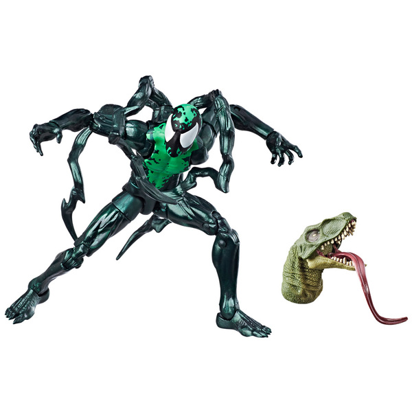 Spiderman - Figurine Lasher 15 cm Legends Series Build a figure
