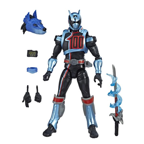 Figurine SPD Shadow Ranger 15cm Power Rangers