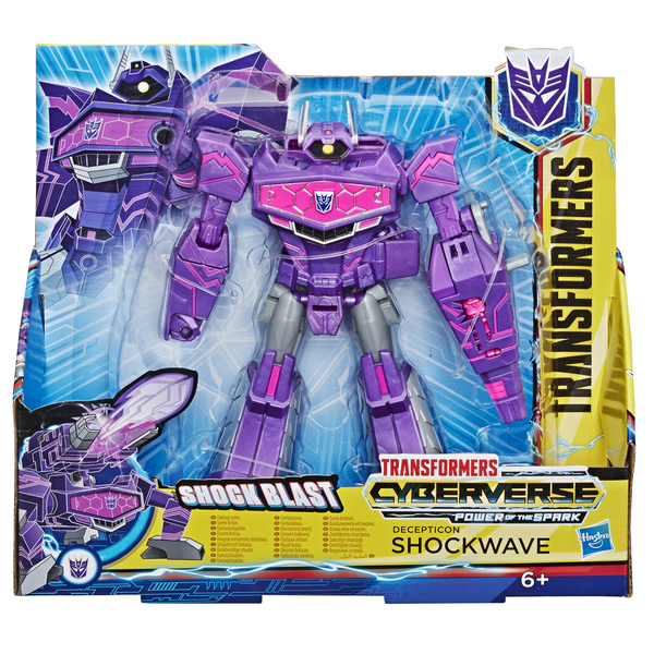 Figurine Transformers Shockwave 20 cm
