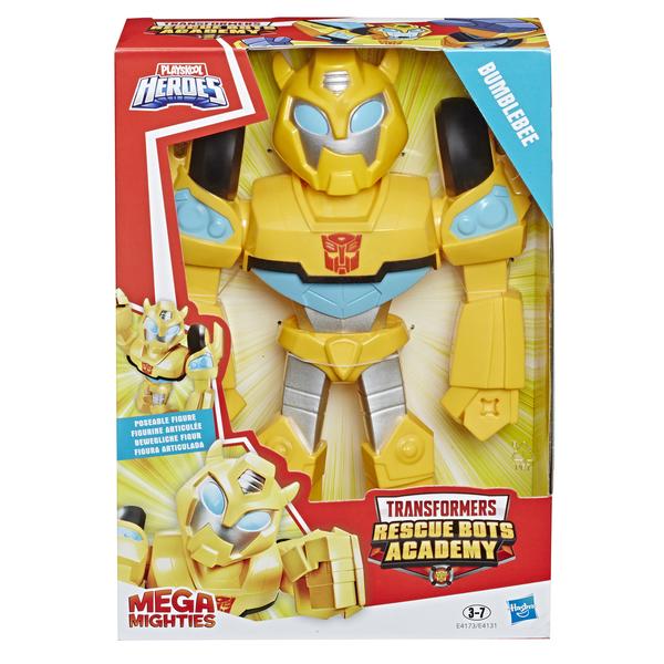 Figurine Transformers Bumblebee Mega Mighties 25 cm