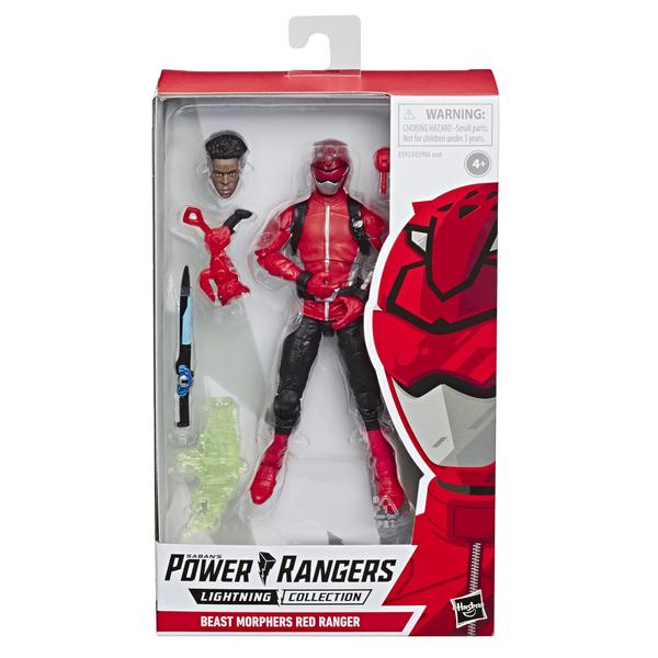 Figurine Beast Morphers Red Ranger 15 cm Power Ranger