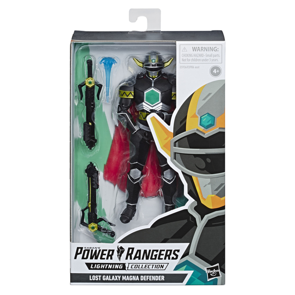 Figurine Lost Galaxy Magma Defender 15 cm Power Ranger