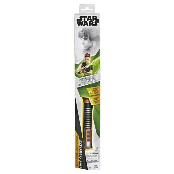Sabre laser vert électronique Star Wars Lightsaber Academy