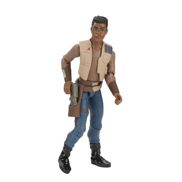 Figurine Finn 12 cm avec accessoire Star Wars 9