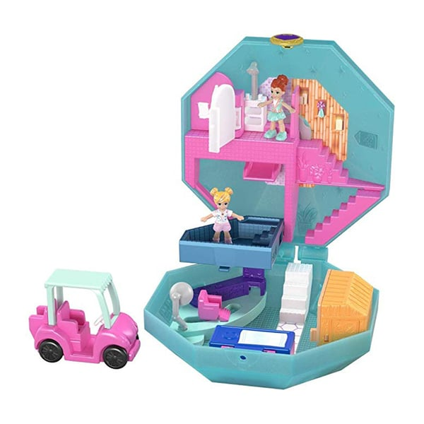Polly Pocket - Coffret univers journée au SPA