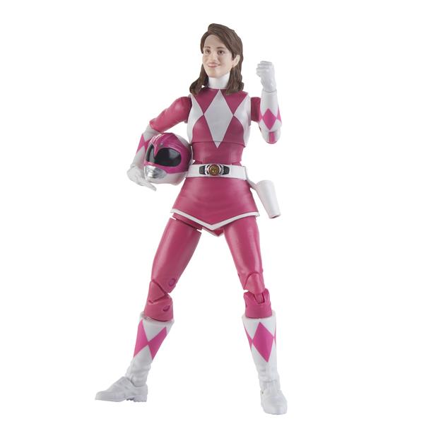 Figurine Mighty Morphin Pink Ranger 15 cm Power Rangers