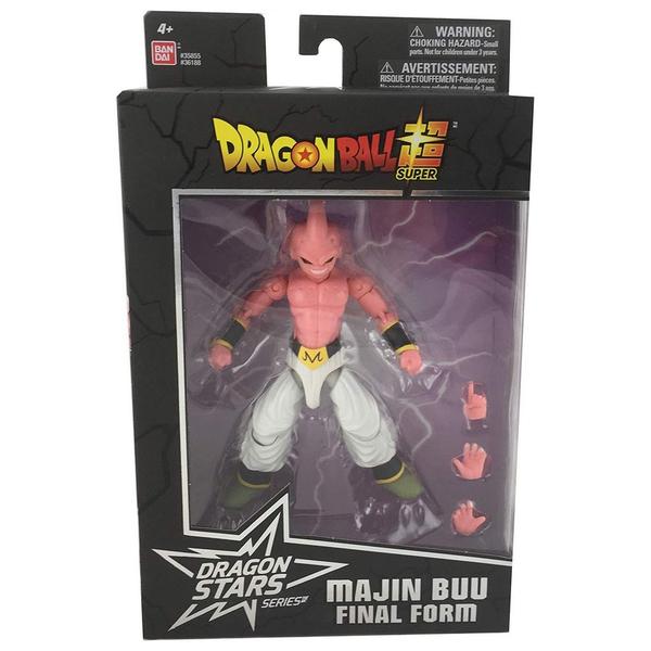 Figurine Dragon Ball Stars Majin Buu Final Form