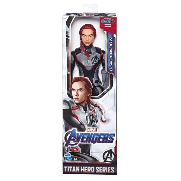 Figurine Black Widow Titan Hero Series 30 cm - Avengers Endgame