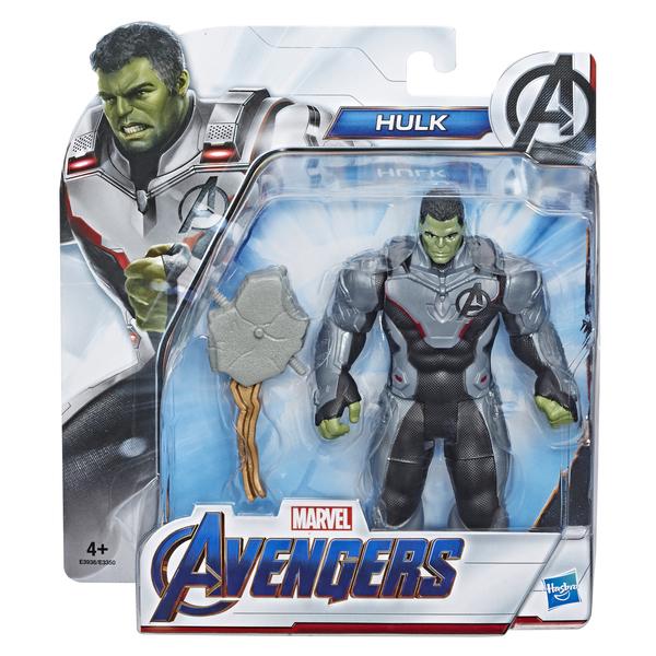 Figurine Hulk 15 cm et accessoire - Avengers Endgame