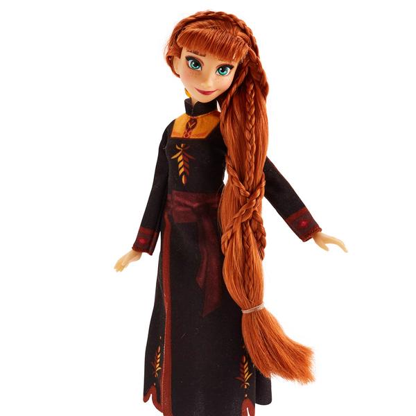 Poupée à coiffer Anna - La Reine des Neiges 2