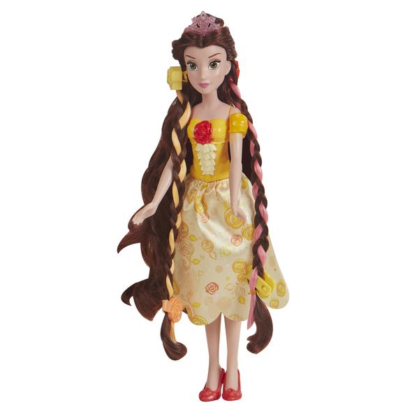 Poupées à coiffer Belle - Disney Princesses