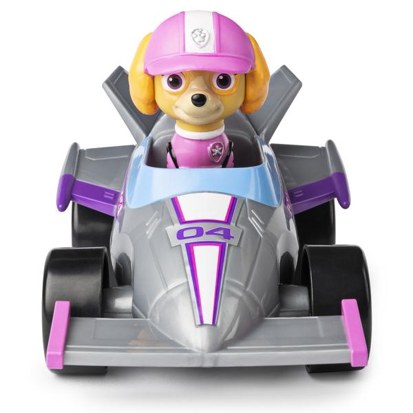 Véhicule avec figurine Stella Ready Race Rescue Pat'Patrouille