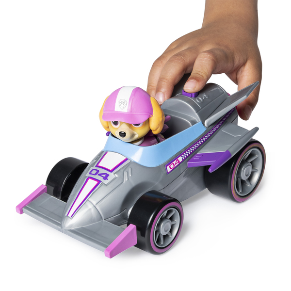 Véhicule avec figurine Stella Ready Race Rescue Pat