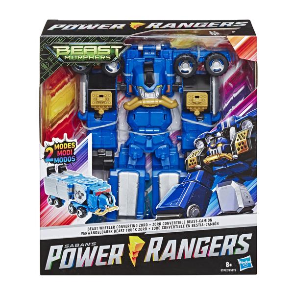 Robot Zord camion convertible 15 cm - Power Rangers Beast Morphers