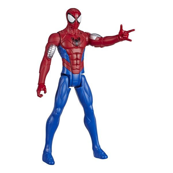 Figurine Spiderman Titan Web Warriors 30 cm - Avengers