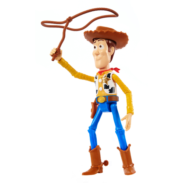 Figurine Woody avec accessoires Toy Story 4