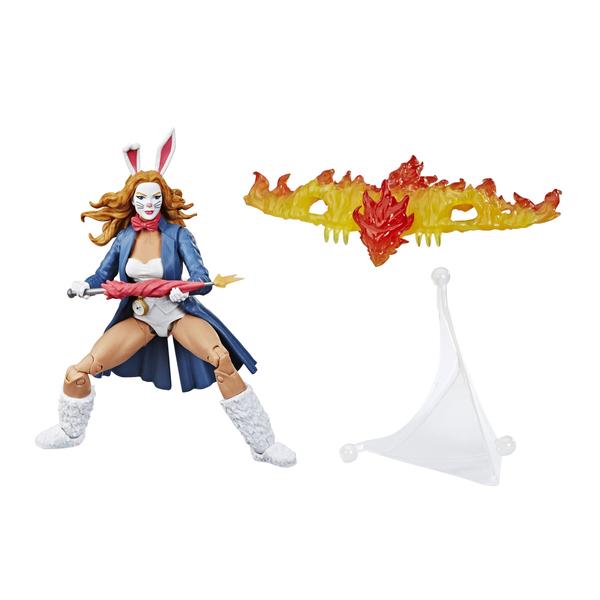 Figurine White Rabbit Legends Series Marvel 15 cm - Spiderman