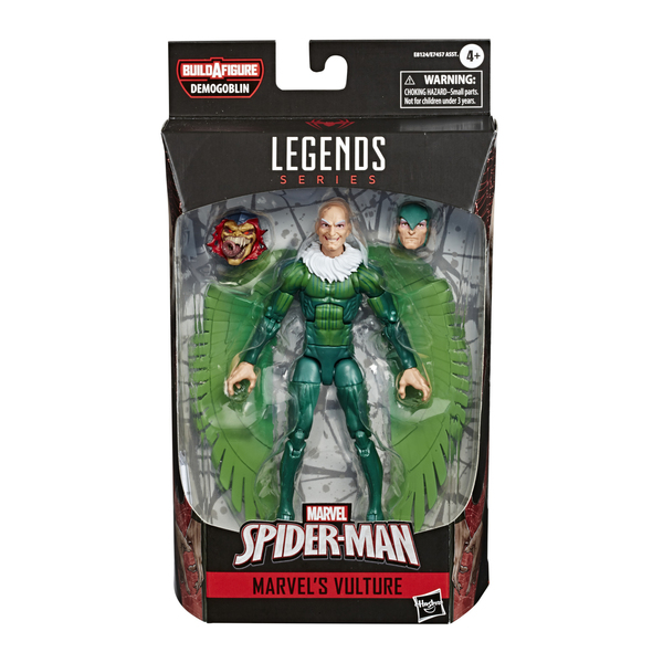 Figurine Vulture Legends Series Marvel 15 cm - Spiderman