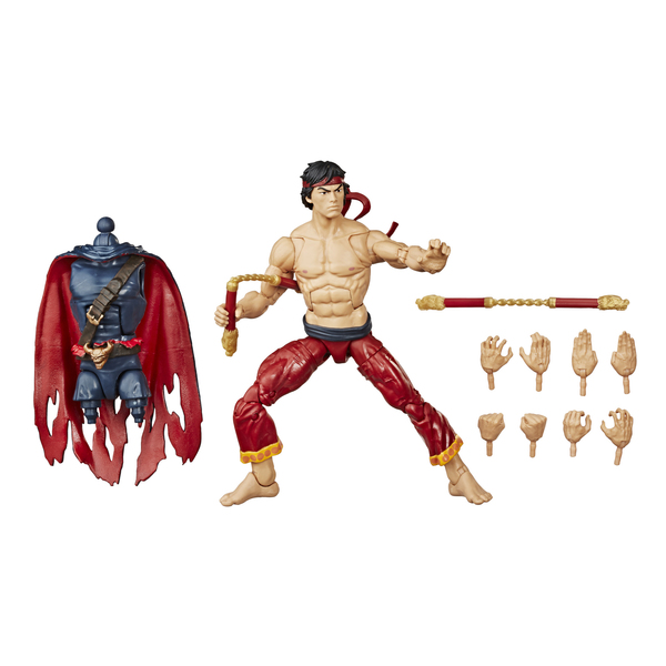 Figurine Shang-Chi Legends Series Marvel 15 cm - Spiderman