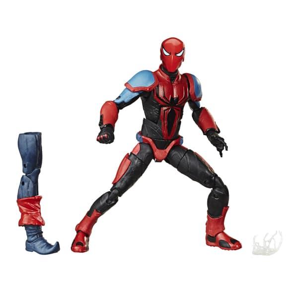 Figurine Spiderman noir Marvel Gameverse 15 cm