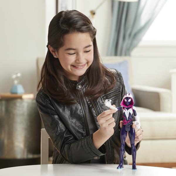 Figurine Venom Spider Gwen Titan Hero Series 30 cm - Spiderman