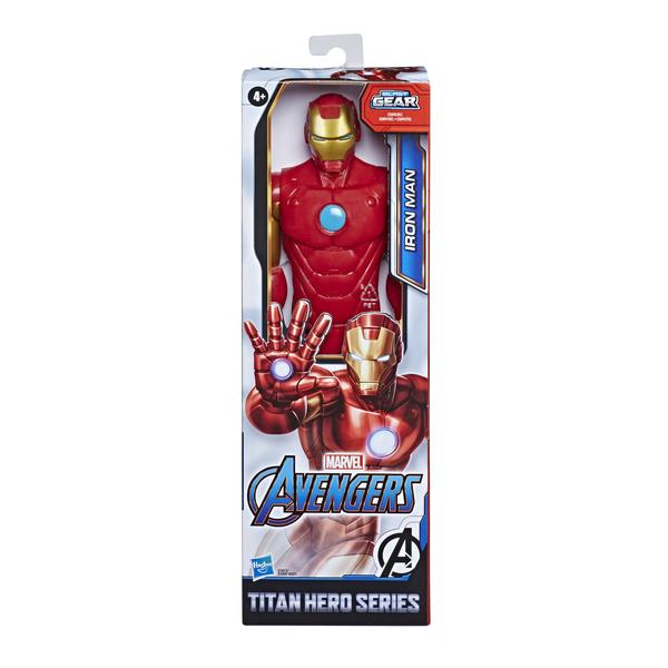 Figurine Iron Man Titan Hero Series 30 cm - Avengers Endgame