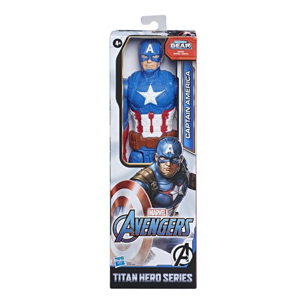 Figurine Captain America Titan Hero Series 30 cm - Avengers Endgame