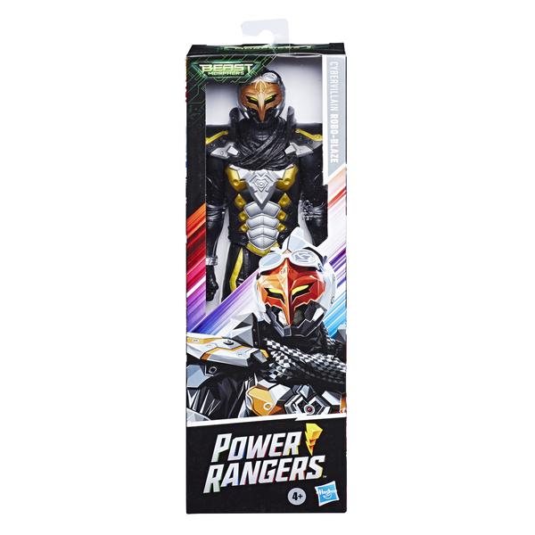Figurine Power Rangers Cybervilain Robo-blaze Beast Morphers 30 cm