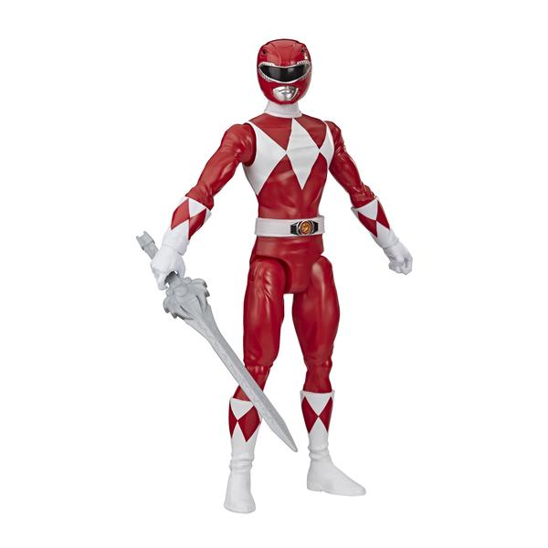Figurine Ranger Rouge 30 cm - Power Rangers Mighty Morphin