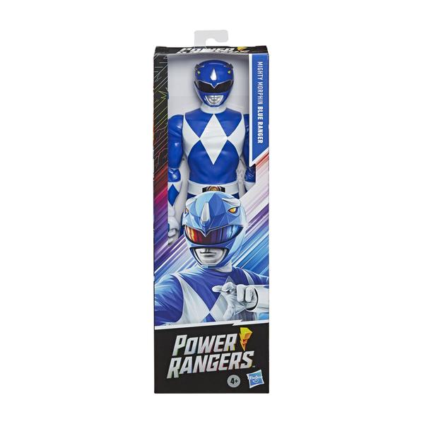 Figurine Ranger Bleu 30 cm - Power Rangers Mighty Morphin