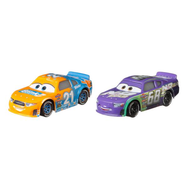 Pack 2 mini-véhicules Speedy et Parker - Disney Pixar Cars 3