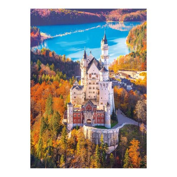 Puzzle 1000 pièces Neuschwanstein